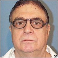 Alabama death row inmate Thomas Arthur