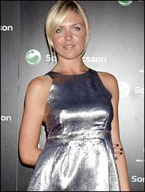 Peter Crocuch's girlfriend Abigail Clancy