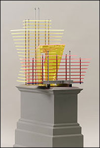 Thomas Schutte's Model for a Hotel 2007