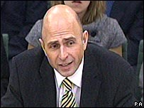 Adam Applegarth, Northern Rock chief executive