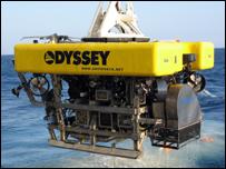 Zeus  Neil Dobson/Odyssey Marine Exploration
