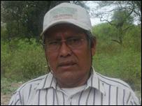 Toba leader Eliseo Lopez