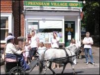 Frensham shop