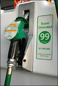 Fuel pump (Image: BBC)