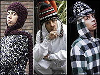 Dappy from N Dubz
