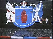 UDA mural