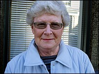Whitehaven resident Joan Hartley