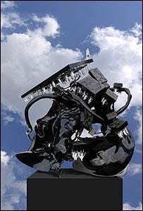 Проект памятника Дмитрия Каварги
