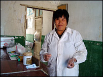 Dr Cho Yuen