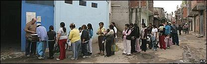 Comedor público en la provincia de Buenos Aires