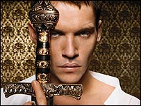 Jonathan Rhys Meyers in The Tudors