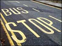 Bus stop (generic)