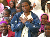 Women in Ethiopia (image: Population Action International)