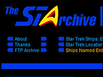 The STArchive