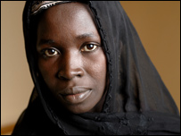 Halima (image: David Rose/Panos/UNFPA)