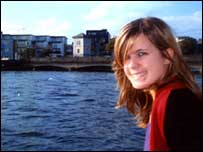 Manuela arrived in Galway to take up an English studies course