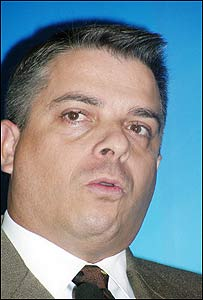 Ministro de relaciones exteriores de Cuba, Felipe P�rez Roque