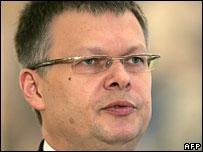 Polish ex-interior minister Janusz Kaczmarek