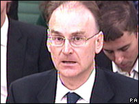 Northern Rock Chairman Matt Ridley