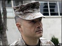 Lieutenant-Colonel Jeffrey Chessani