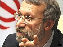 Alí Larijani.