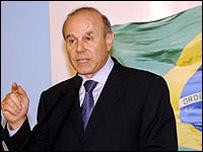 Guido Mantega, ministro de Finanzas de Brasil (foto de archivo)