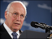 Dick Cheney speaks at the Washington Institute for Near East Policy
