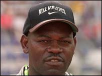 Zambia caretaker coach, Patrick Phiri