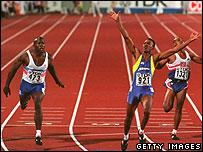 1993 World Championships 200m final