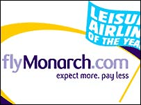 Monarch website