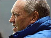 Tottenham manager Martin Jol