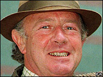 The late Alan Coren