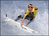 Gabe King.  RAFA RIVAS/AFP/Getty Images