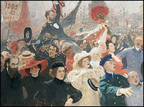 Ilya Repin's Manifesto of October 17, 1905