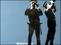Banksy's Avon and Somerset Constabulary