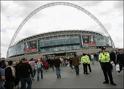 All the fuss is because Miami play the New York Giants at Wembley Stadium in the first competitive NFL game to be held outside of North America