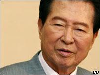 Kim Dae-jung, file image