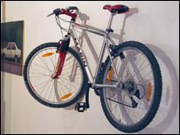 Bike (photo courtesy of Zvonimir Dobrovic)