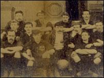 Sheffield FC in 1890