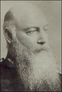 Nathaniel Creswick, co-founder of Sheffield FC