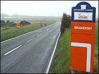 Brandish - pic courtesy of the Isle of Man government