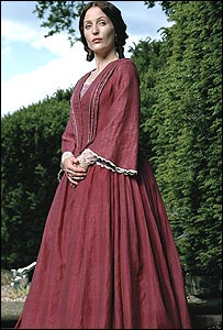 Lady Dedlock in the BBC's 2005 series of Bleak House