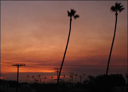 Seal Beach photo, Stanley Moss