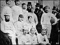 Sheffield FC old team