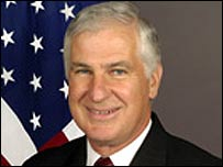 Richard Griffin (image: US state department website)