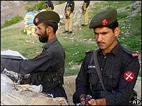 Troop reinforcements in Swat