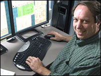 Prof Dave Morrissey (Image: Michigan State University)