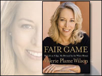Fair Game by Valerie Plame Wilson