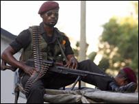 DRC presidential guard