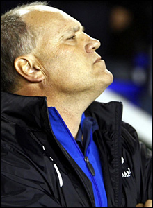 Martin Jol's departure as Tottenham manager is confirmed as Spurs slump to a 2-1 home defeat